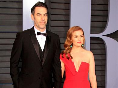 A Timeline Of Sacha Baron Cohen & Isla Fisher's Love Story