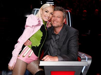 Blake Shelton Says Gwen Stefani Has Fallen In Love With Country Music Since They Started Dating