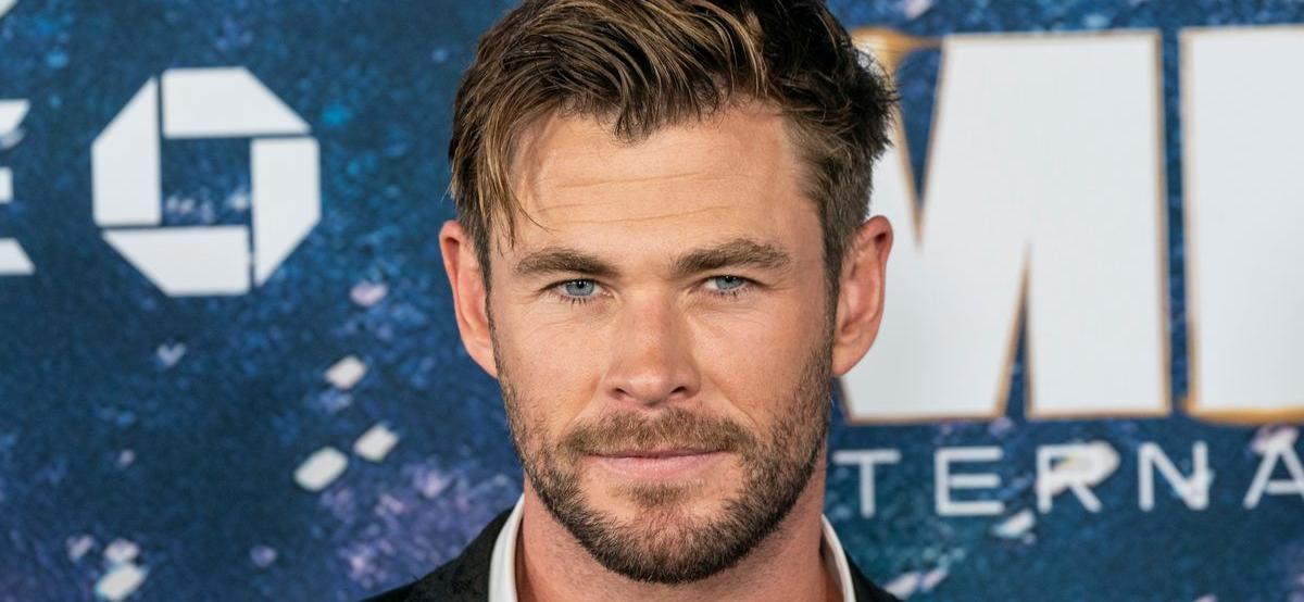 Chris Hemsworth Reveals His Son Is His Biggest Critique