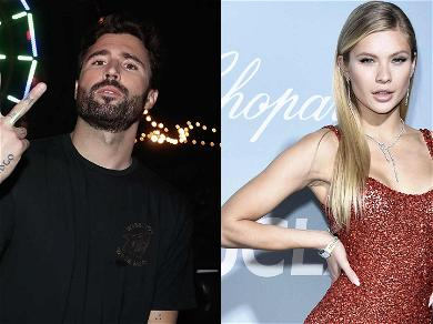 Brody Jenner's Rumored GF Josie Canseco Rocks Out at His Band's Show