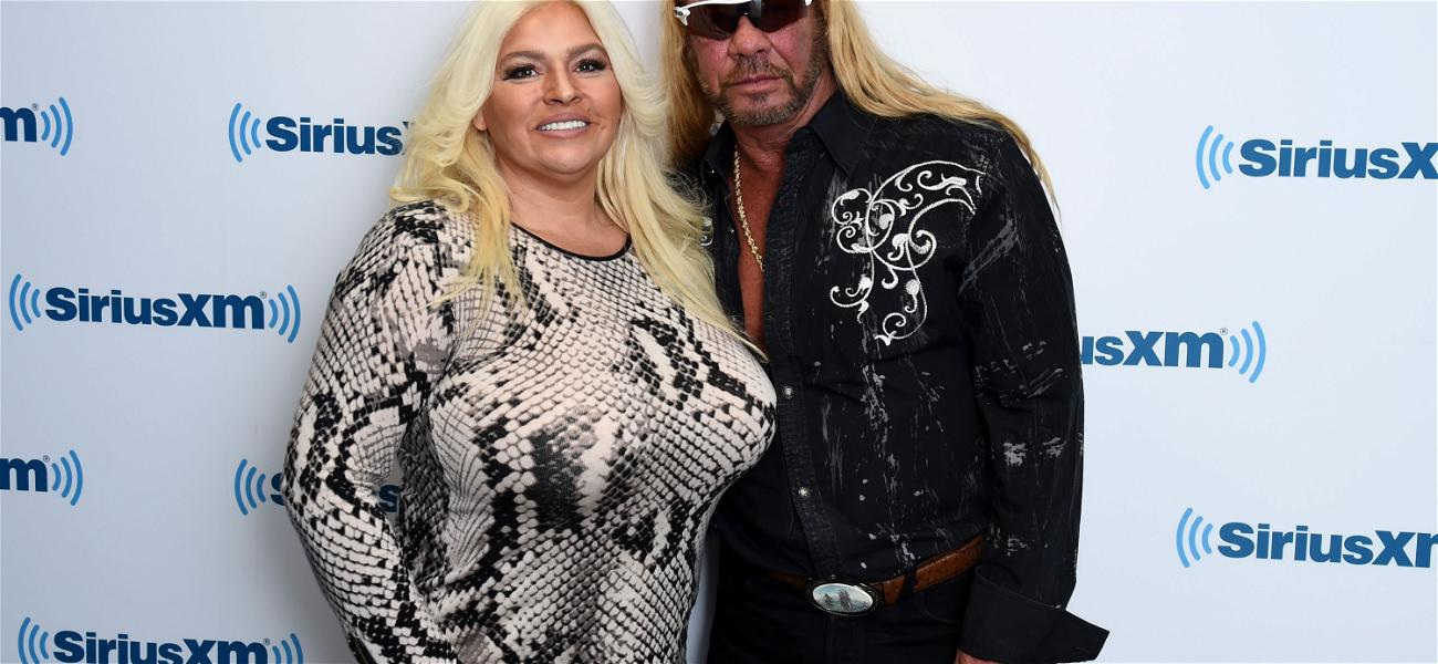 Duane 'Dog' Chapman Shares A Throwback Video Of His Wife Beth Showing Off Karaoke Abilities