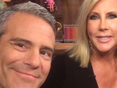 Vicki GunvalsonBlames 'RHOC' For Divorce, Talks BrooksAyers Affair