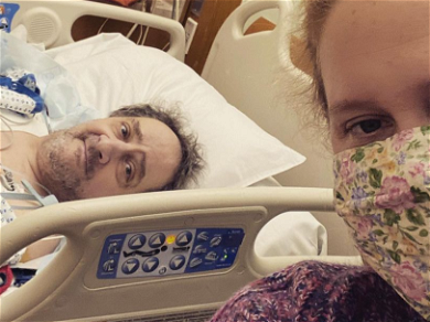 Amy Schumer Reveals Dad Is In The Hospital, Jokes About Bad Magician Accident