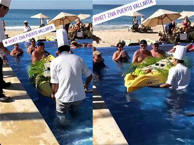 'RHOC' Vicki Gunvalson Gets Wild in Mexico with Sushi Boats & Table Dancing