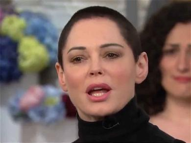 Rose McGowan's Triumphant Moment Backstage with Megyn Kelly: 'I'm Happy They Got That F*cker'