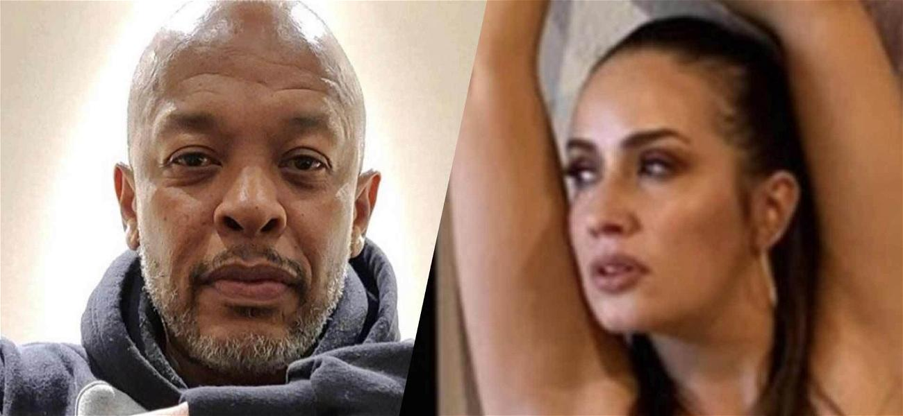 Dr. Dre's Alleged Mistress Strips Down Amid Fight With Mogul's Wife