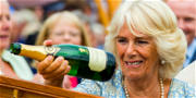Camilla Duchess of Cornwall's Son Reopens Debate Over 'Queen' Title