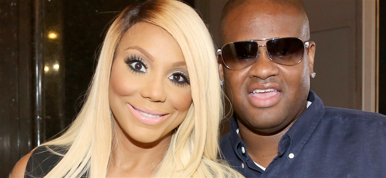 Tamar Braxton's Ex-Husband Vince Accused By Sony Music of Hiding Assets in $4 Million Battle