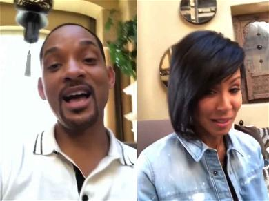 Will Smith Showed Off Jada's New Haircut … And It's Adorable