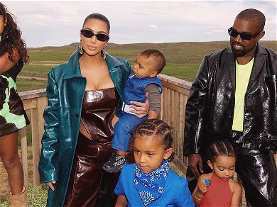 Kim Kardashian & Kanye West Giving Their Marriage One More Shot With Emergency Summit