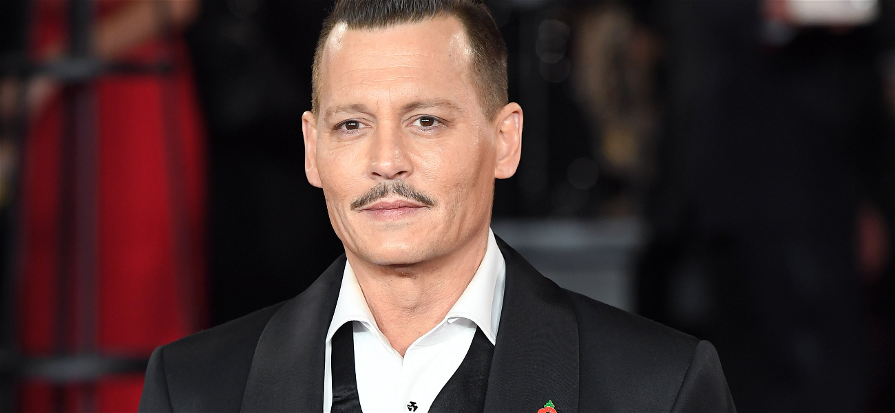 Johnny Depp Scores Victory in Assault Battle, Amber Heard & Alleged Drug Use Off Limits During Trial