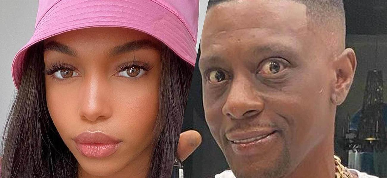 Rapper Lil Boosie Can't Keep Lori Harvey's Name Out His Mouth, Keeps Talking Trash