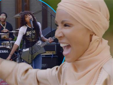 Willow Smith Honors Mom Jada By Reuniting Her Former Metal Band For Mother's Day
