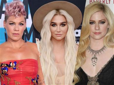 P!nk & Avril Lavigne Come to Defense of Kesha in Battle Against Dr. Luke