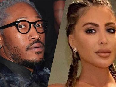 Rapper Future Hits The Town After Ex Larsa Pippen Spilled All About Him