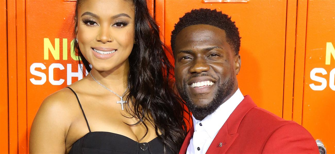 Kevin Hart's Wife Eniko 'Hasn't Left' Hart's Side After Serious Crash