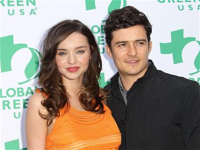 Miranda Kerr 'Likes' Ex-Husband, Orlando Bloom & Katy Perry's Pregnancy News