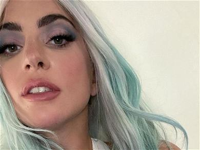 Lady Gaga Wishes You A 'Fairy Christmas' With Pink Ponytails!?