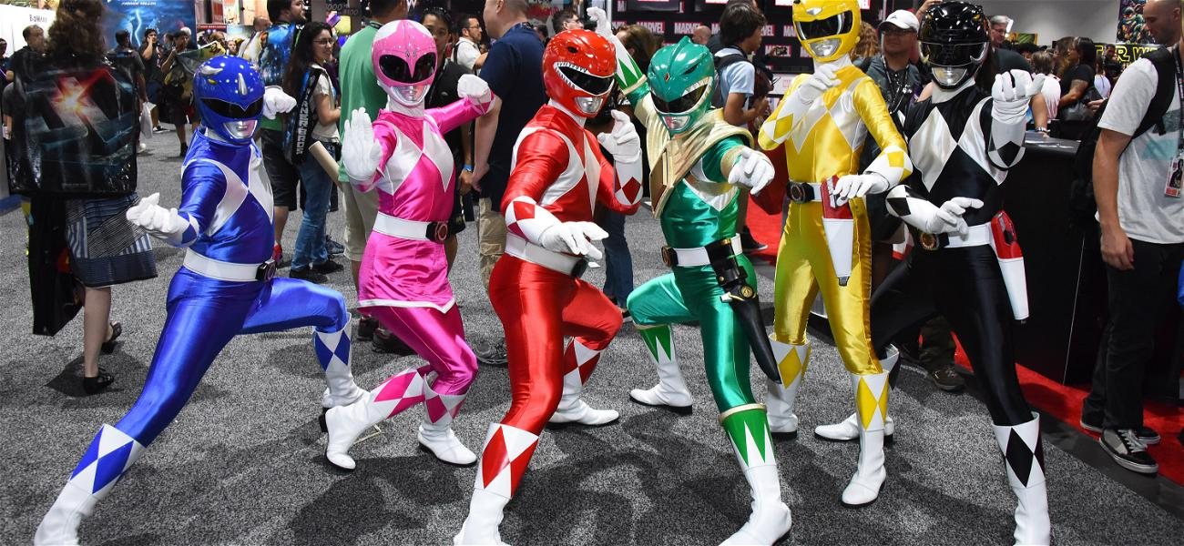 Nickelodeon to Get Mightier with Latest Power Rangers Spinoff