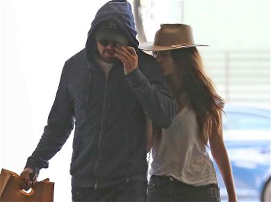 Leonardo DiCaprio Packs on PDA With Al Pacino's Stepdaughter