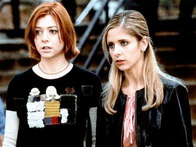 Sarah Michelle Gellar Supports The 'Buffy' Reboot But Thinks The Original Holds Up