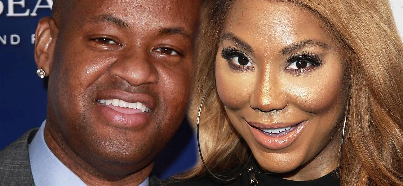 Tamar Braxton's Estranged Husband Vince Herbert Sued for Eviction and Accused of Bouncing Checks