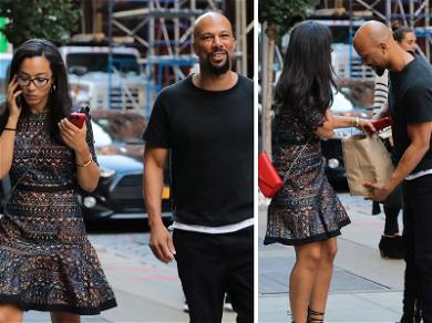 Common Happily Accepts His Girlfriend's Baggage
