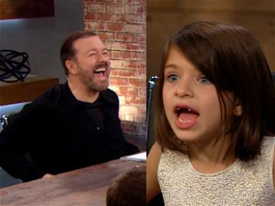 Ricky Gervais Asks What Kids Really Think About Justin Bieber