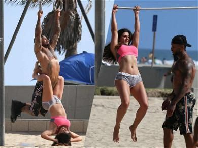'Second Wives Club' Star Shawna Craig's Workout Lands Her in Compromising Position