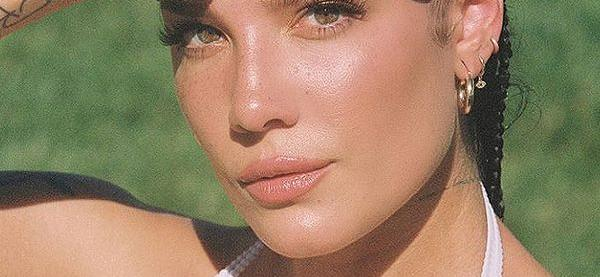 Halsey'Almost Died For This' Sending Fans Into A Tizzy
