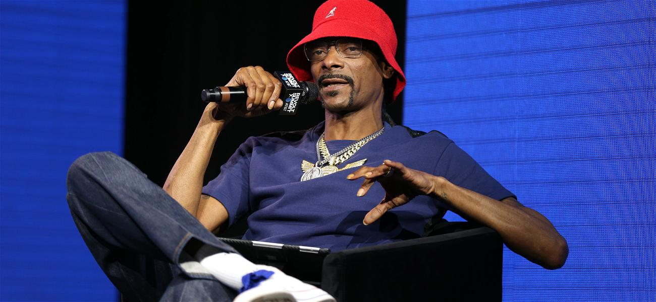 Snoop Dogg Revealed He's Been 'Working On Me' Before Apologizing To Gayle King