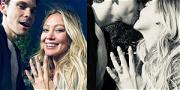 Hilary Duff Gets Engaged to Her Baby Daddy, Matthew Koma!