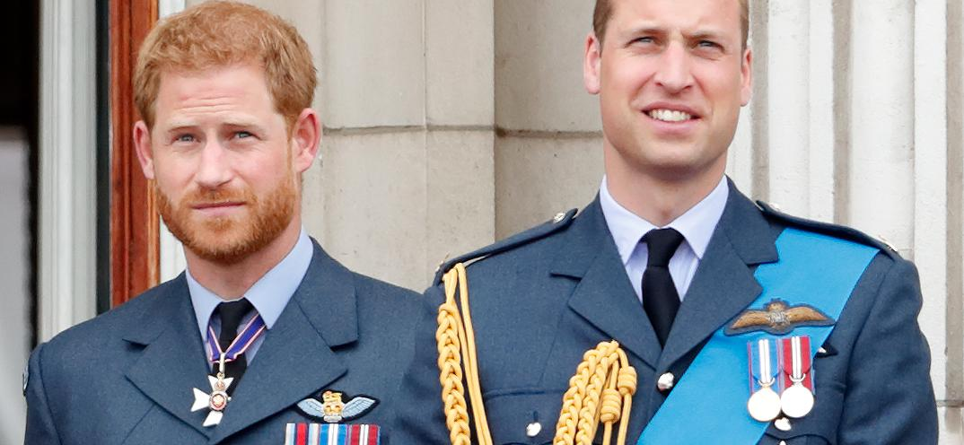Inside Source Says Prince William Is Angry Harry Hasn't Returned To The UK Amid Pandemic