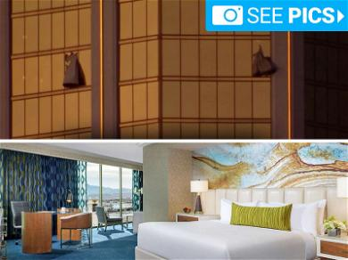 Las Vegas Shooter's Possible Vantage Point From Mandalay Bay Hotel