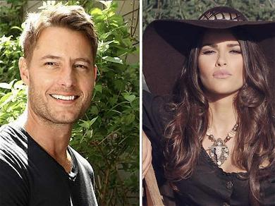 'This Is Us' Star Justin Hartley Seen Kissing Former Co-Star Sofia Pernas Amid Divorce