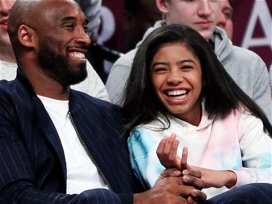 Vanessa Bryant Shares Heartbreaking Photo Of Daughter Gigi's Honorary WNBA Jersey