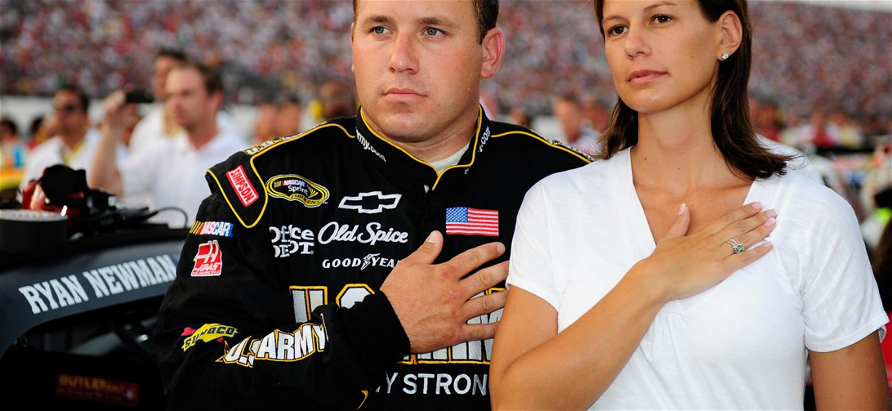Fans Want Ryan And Krissie Newman To Reconcile Following His Scary Daytona 500 Crash