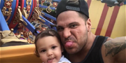 Ronnie Ortiz-Magro Takes Daughter to Disney World in First Post Since Arrest
