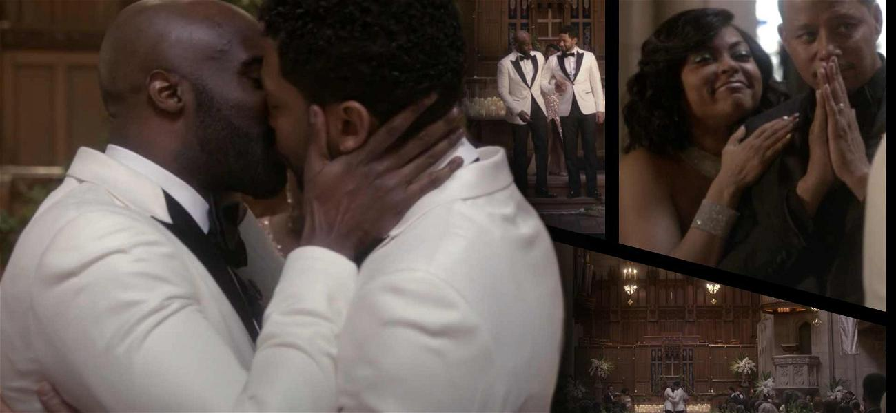 Jussie Smollett Makes History with 'Empire' Wedding Ceremony After Cast Shows Support with Open Letter