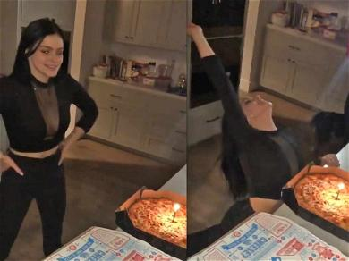Ariel Winter Celebrates 21st Birthday With Pizza After Clapping Back at Fan for Slamming Her Weight Loss