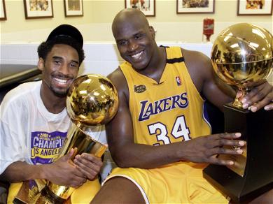 Shaquille O'Neal Admits That He Regrets Not Communicating More With His Friend Kobe Bryant