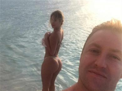 Kim Zolciak's Beach Body Is on ? During 40th Birthday Getaway