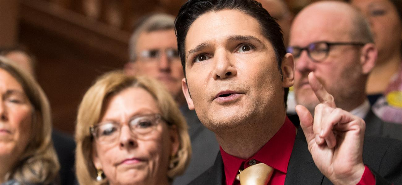 Corey Feldman Files Police Report After Being Threatened Over His Child Rape Documentary