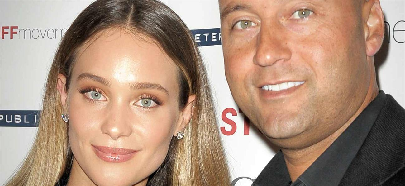 Derek Jeter & Hannah Have a New 'Story' in their Family with Daughter's Birth!