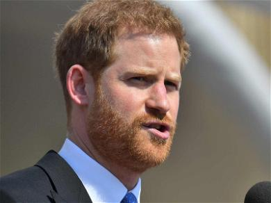 Prince Harry Attacked by a Bee During Dad's 70th Birthday & All Meghan Markle Can Do Is Laugh ?