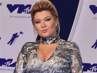 'Teen Mom' Star Amber Portwood Pulled Over By Police