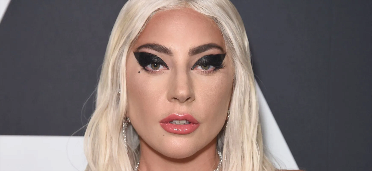 Lady Gaga Busts Out Braless 'Kim Kardashian' Look To Get Fans Out To Vote!