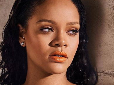 Rihanna Slips Her Curves Into Sheer Bra and Booty Shorts For Savage X Fenty VIP Shots