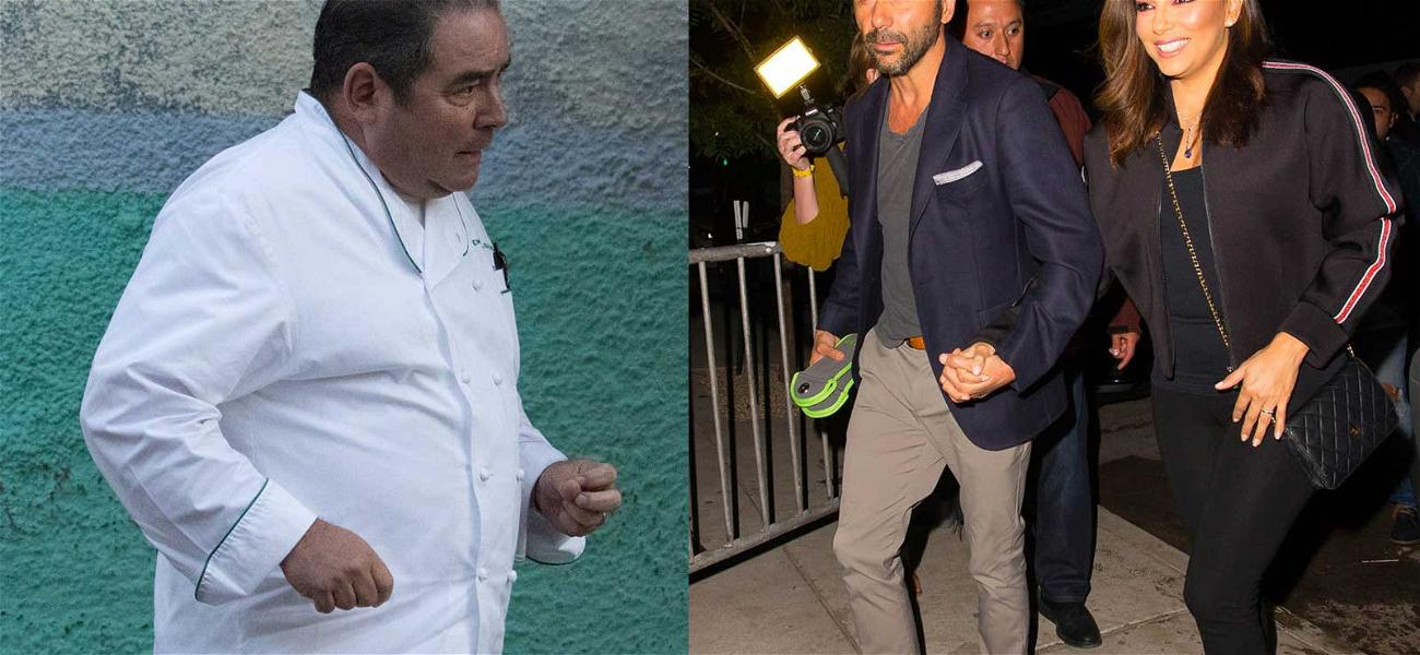BAM! Celebs Show Up for Serena Williams and Alexis Ohanian's Rehearsal Dinner