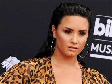 Demi Lovato Makes Argument That Gender Reveal Parties Are Transphobic & Here's Why!
